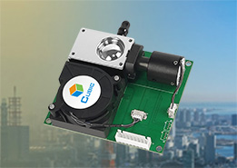 Cubic Dust sensor Won the Application Innovation Award of China Sensors and loT industry Association