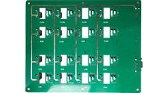 Batch Testing Board-formaldehyde sensor