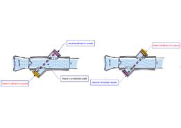 Ultrasonic Gas Sensing Technology Schematic Diagram