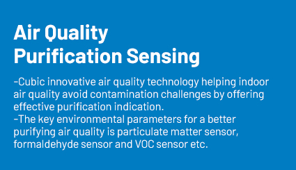 air qualiy purification sensing