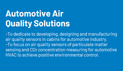 automotive air quality solutions