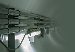 Underground Pipe Network