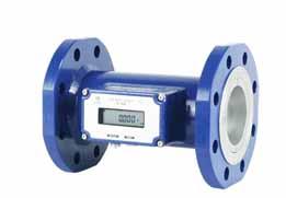 Industrial Grade Ultrasonic Biogas Flowmeter